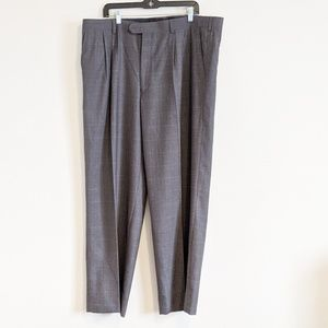 George | Mens Dress Plaid Pants | size 40/30